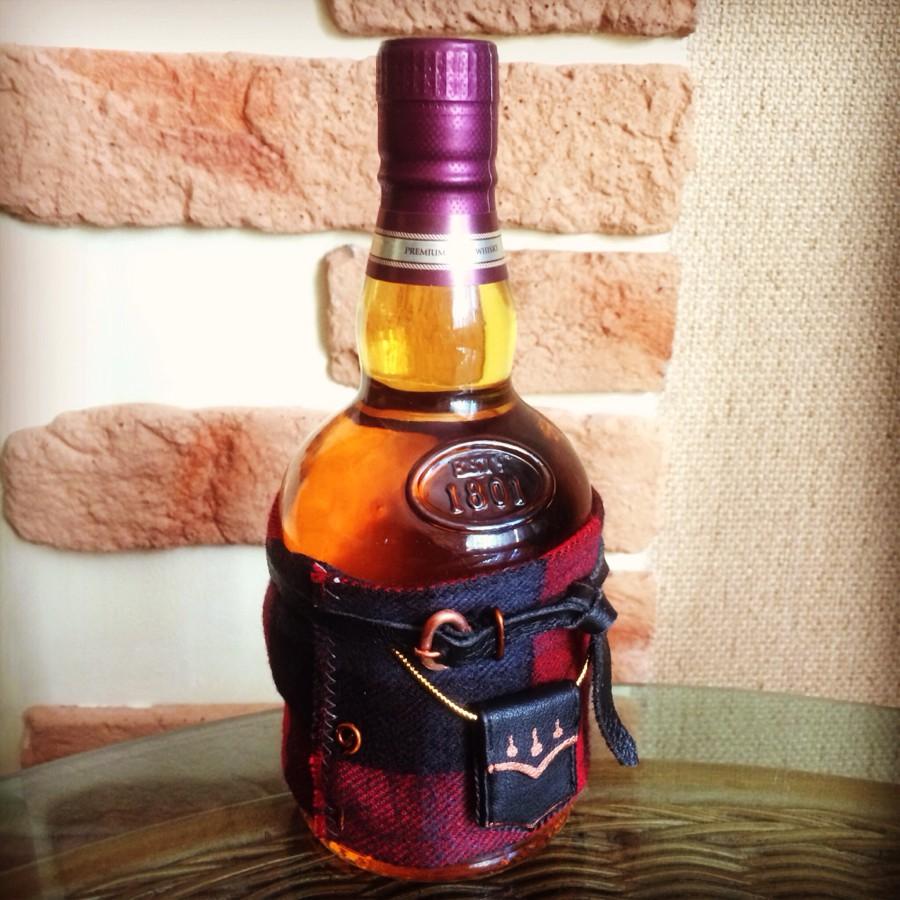 Бутылка виски в подарок