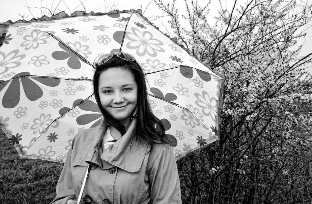 Сюх с зонтом