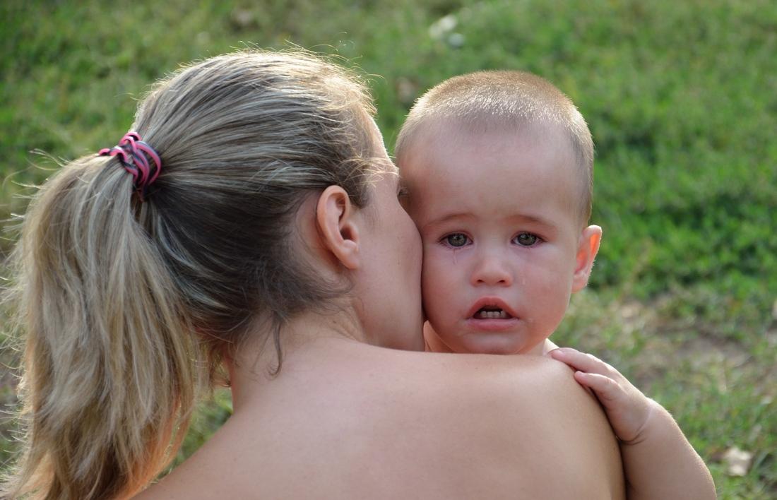 Не плачь малыш...