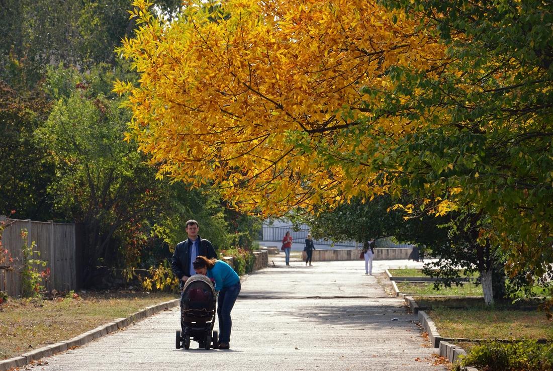 осень волгодонск