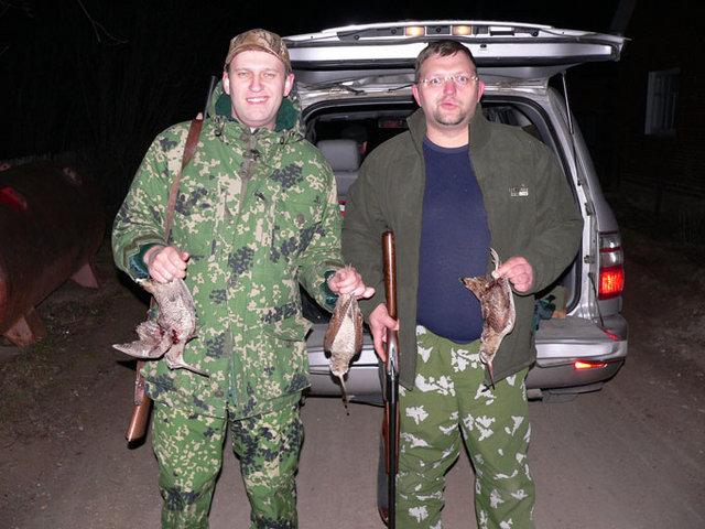 Навальный и лось 1-1
