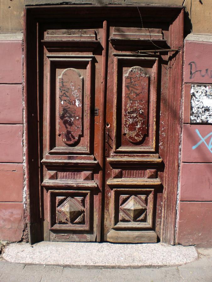 14_neogotikinio namo durys