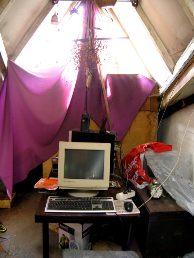 kompiuterinis staliukas