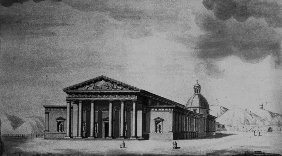 gucevicius_katedra_1794