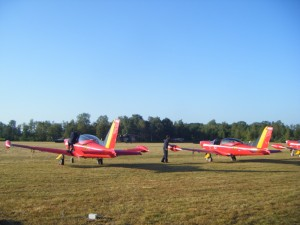 The Red Devils, Belgian display team