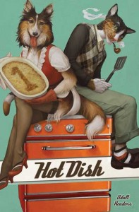 Hot Dish front cover
