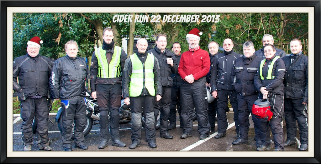 Cider run 2013
