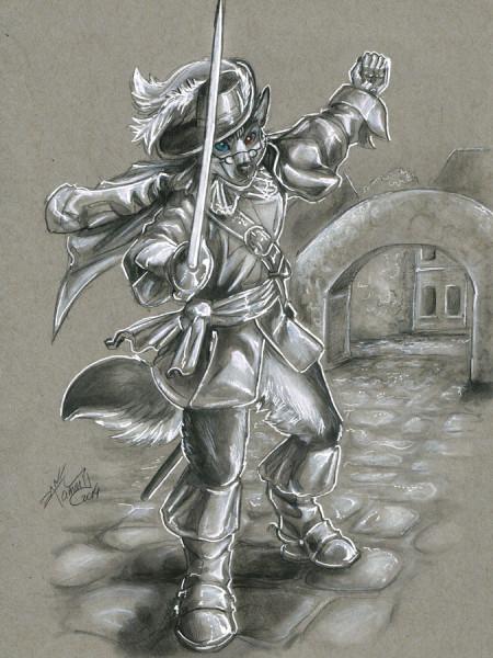Huskyteer by redcoatcat