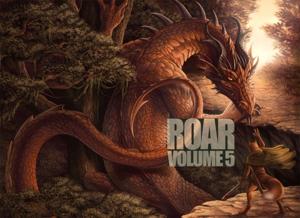 Roar 5 Cover Full Textless Low