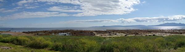 Panorama near Lars