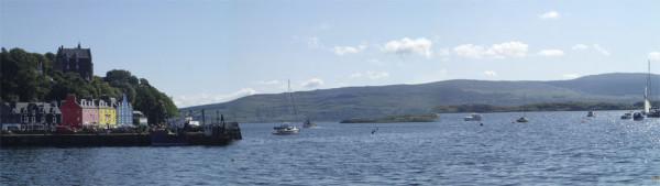 Tobermory panorama