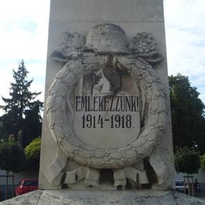 Hungarian war memorial
