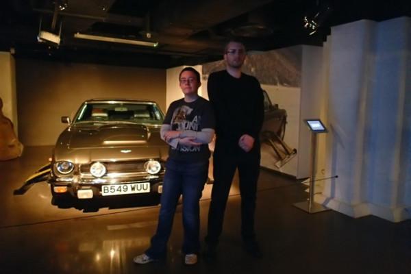 My favourite Bond car