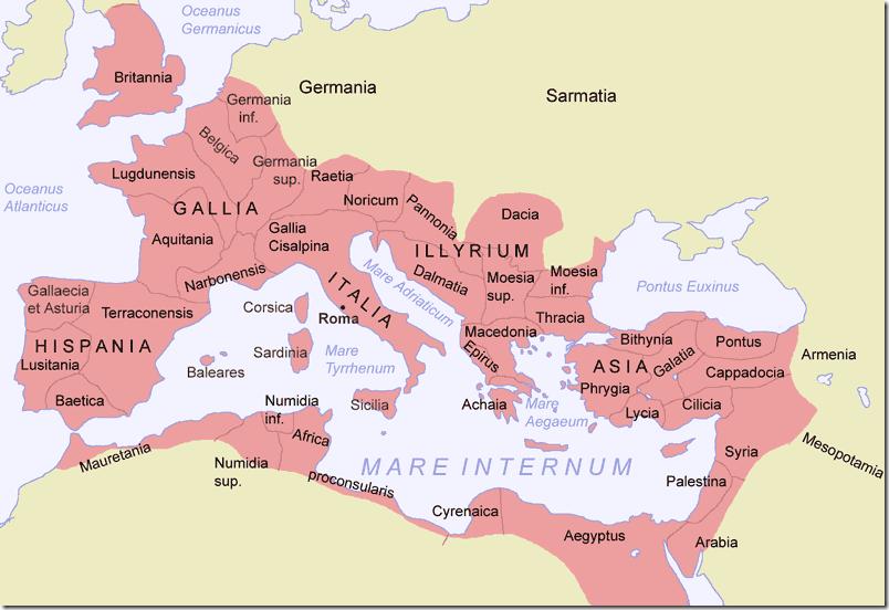 Римская армия эпохи ранней империи
