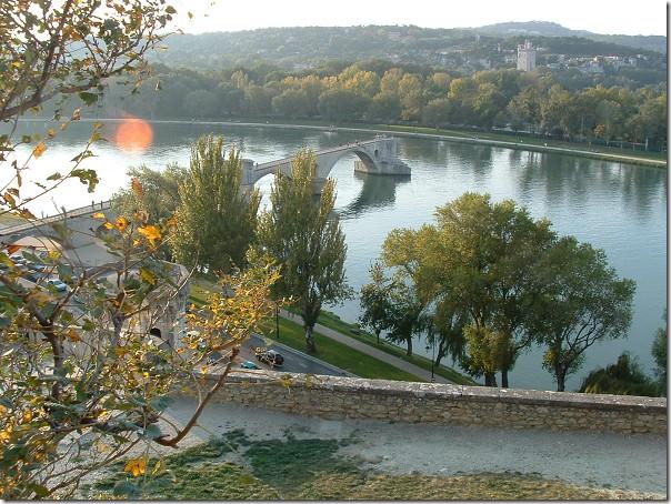 Pont Saint-Bénezet, Pont d'Avignon