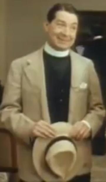 Rev. Hemmingway