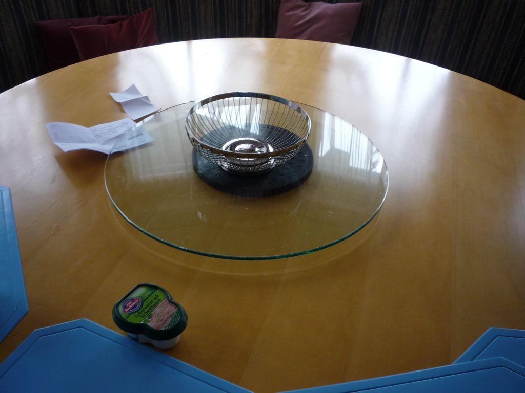 крутящаяся тарелка