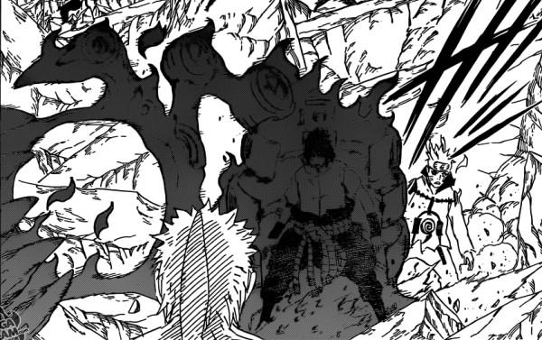 sasuke in the gap