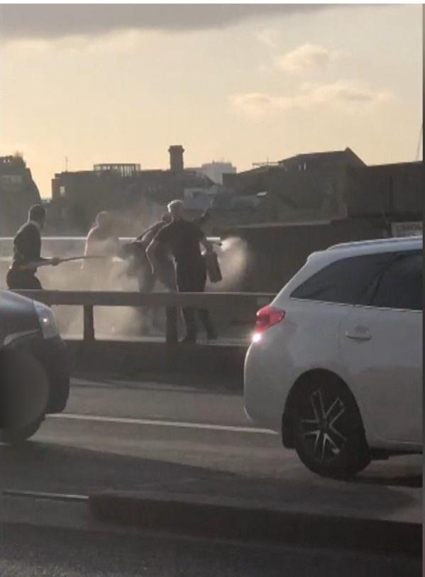 London Bridge terrorist incident