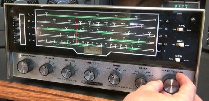 receiver-tune