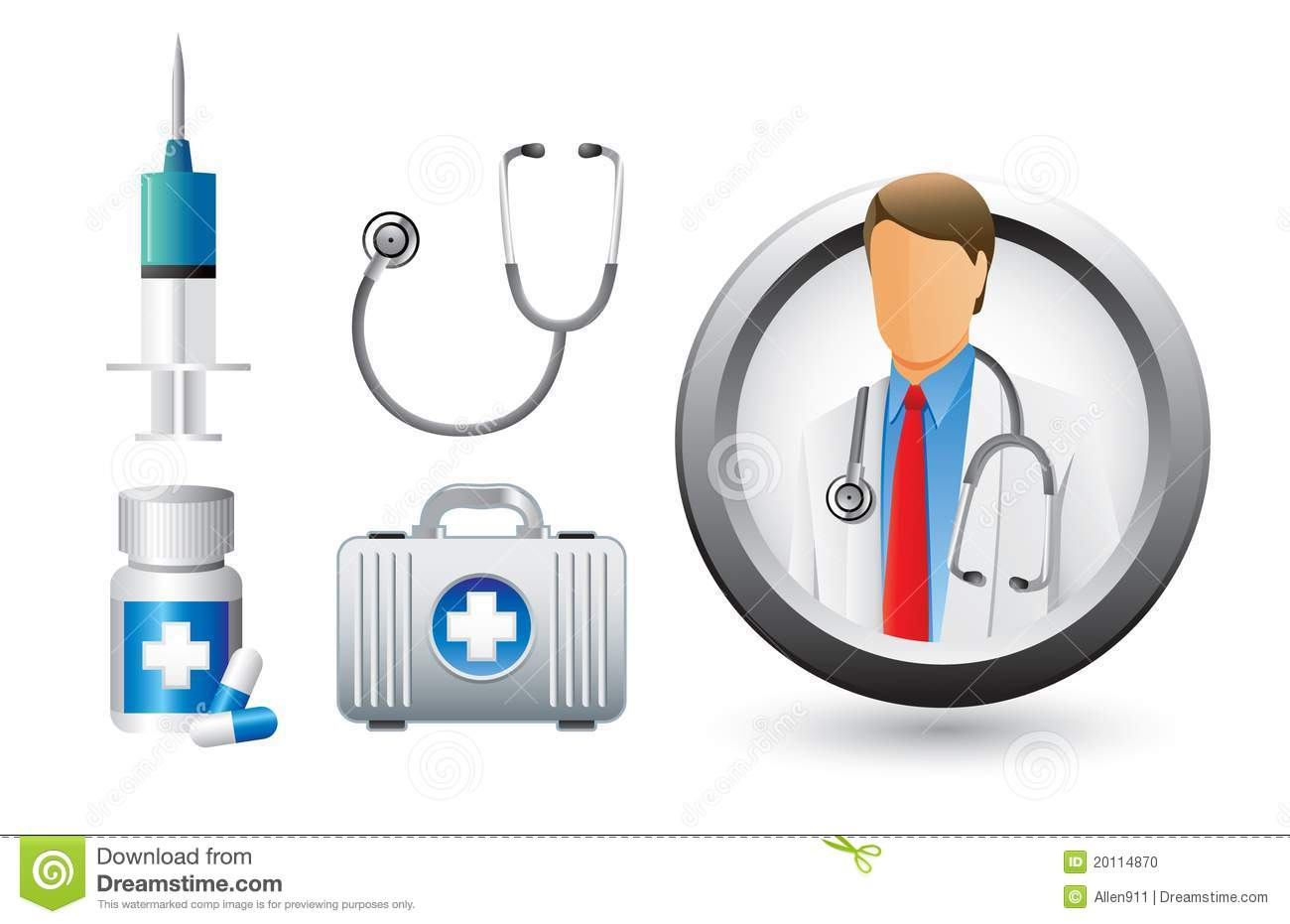 medical-doctor-tools-icons-20114870