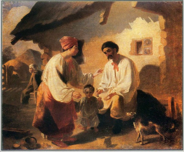 мати Шевченко