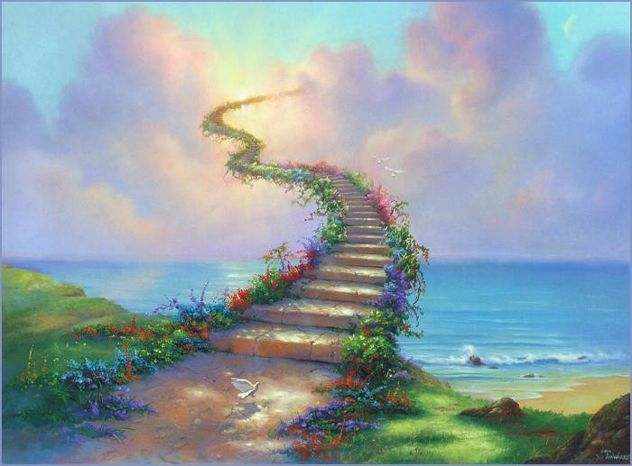 Врата рая находятся на Земле.