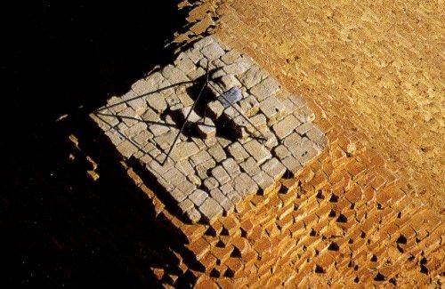 Вершина пирамиды Хеопса