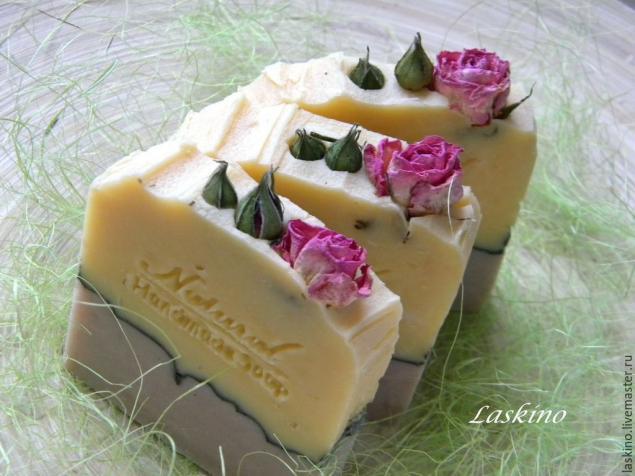 Мыло своими руками для женщин