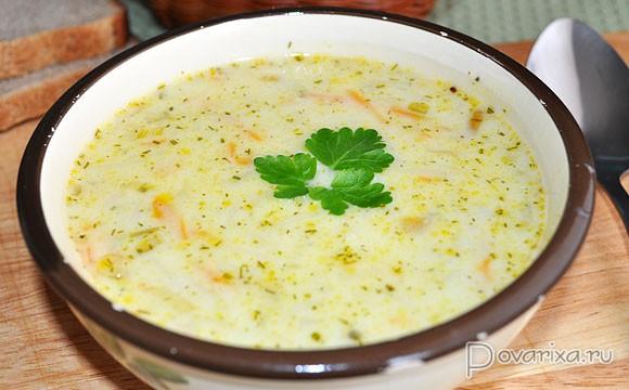 Как приготовить суп с вермишелью на воде