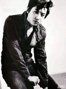 EXO-K Chanyeol: Arena Homme 2012