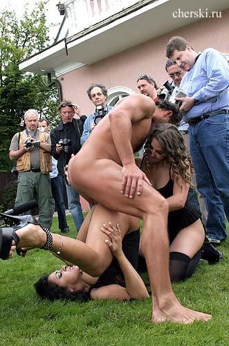 Порно семинар