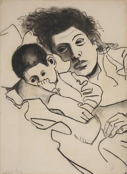 Хана и Ицхак 1951