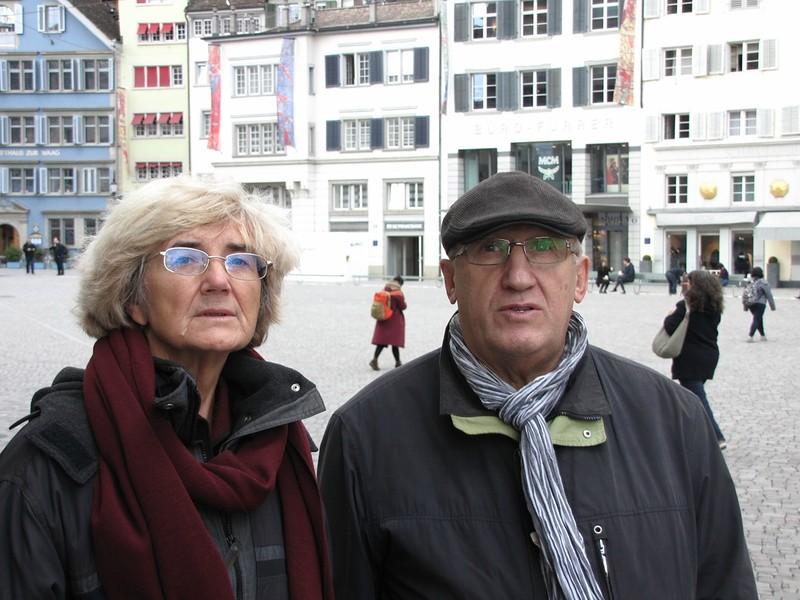 Цюрих. Город