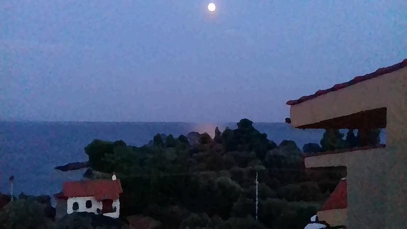 Халкидики. Изыски Луны