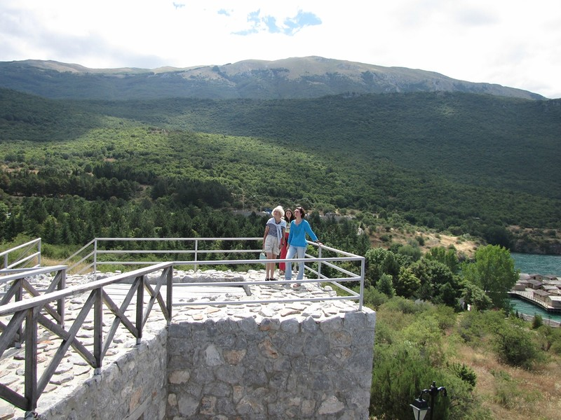 Охрид. Неолит и античность.