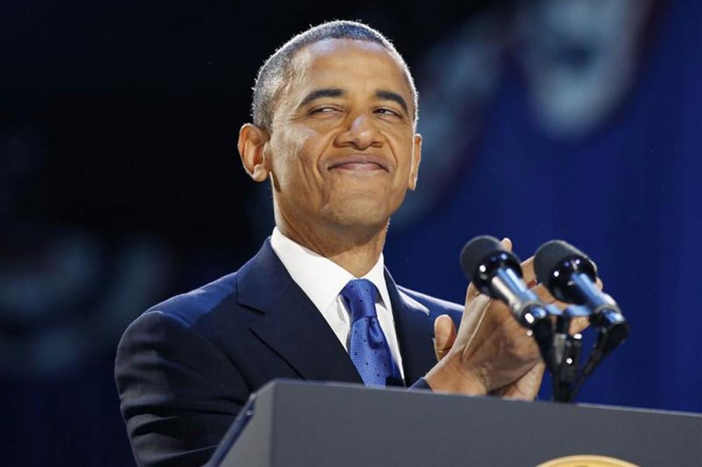 Обама капитан