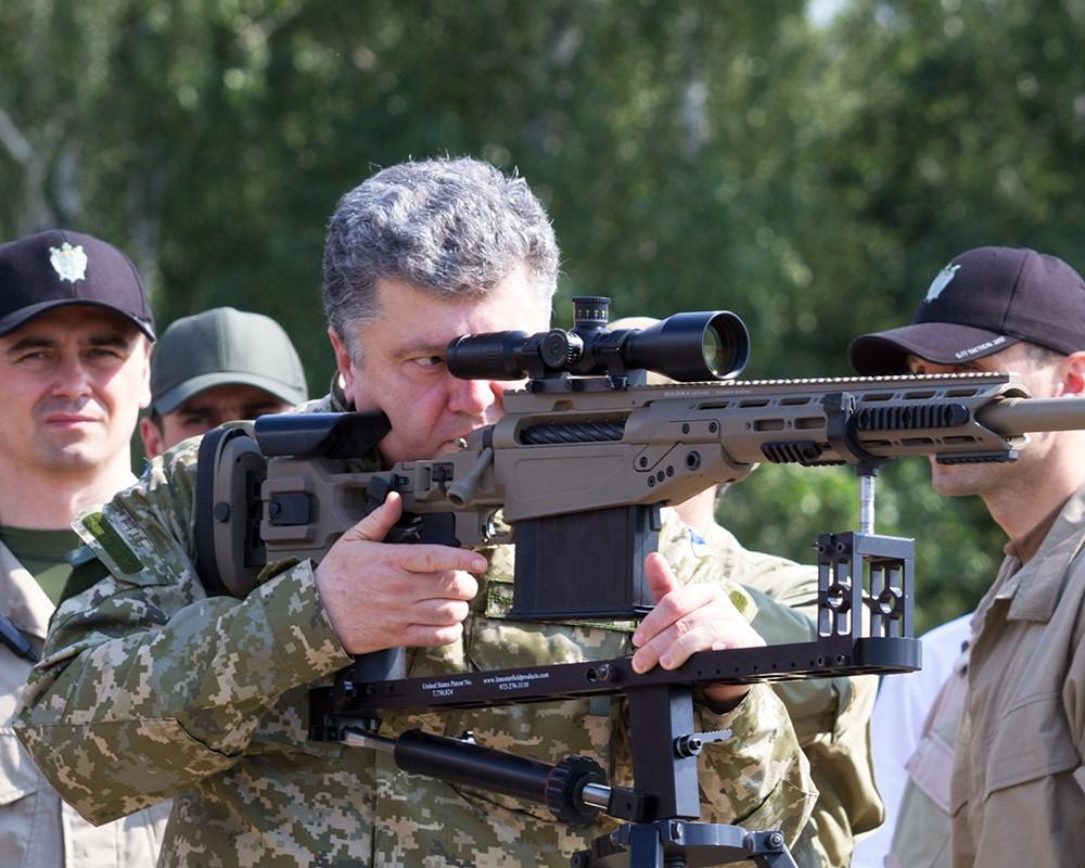 Ставлю задачу разграничить функции сержантов и офицеров, - Порошенко - Цензор.НЕТ 7569