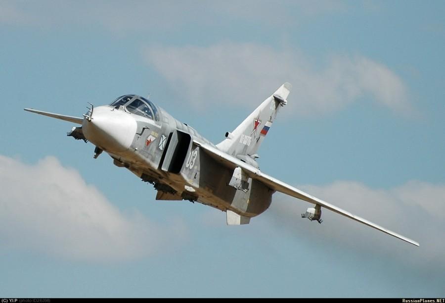 Су-24 ЧФ