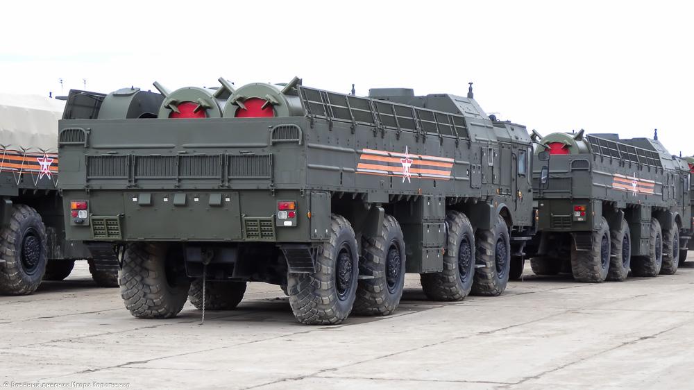 Время Искандеров. Как ответим на размещение американских ядерных ракет в Европе DSC01008