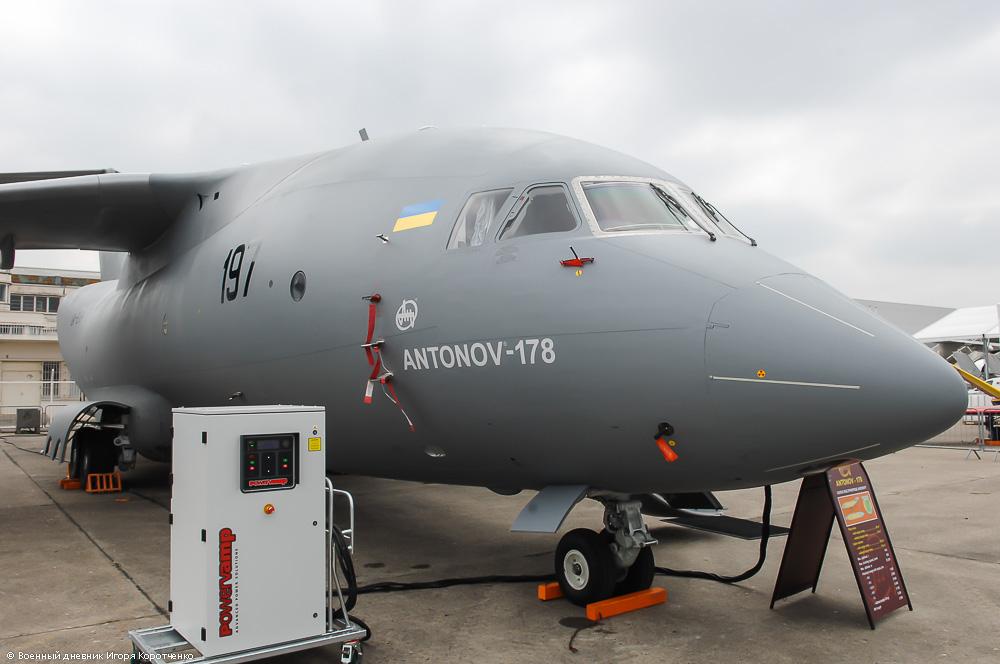 Ан-178 - последний шанс для выживания авиапрома Украины DSC_0807