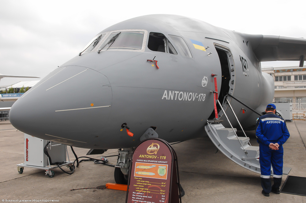 Ан-178 - последний шанс для выживания авиапрома Украины DSC_0825