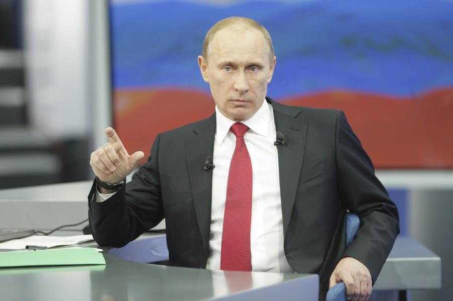 Владимир Путин назвал себя голубем с железными крыльями. Вот и ответ на вопрос Who is mister Putin?