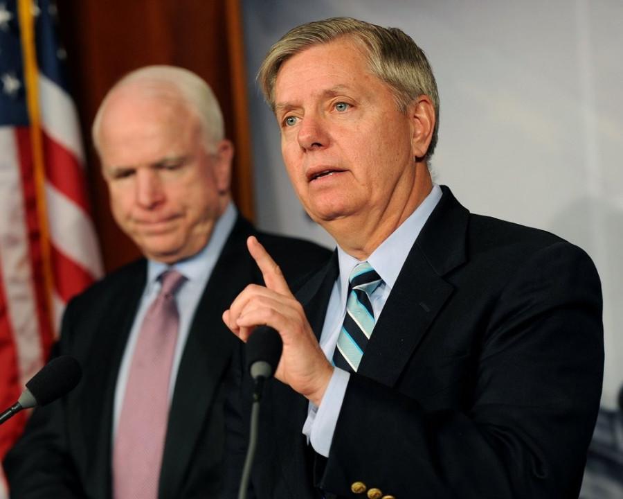 Сенатор из партии Трампа призывает к новым санкциям против России