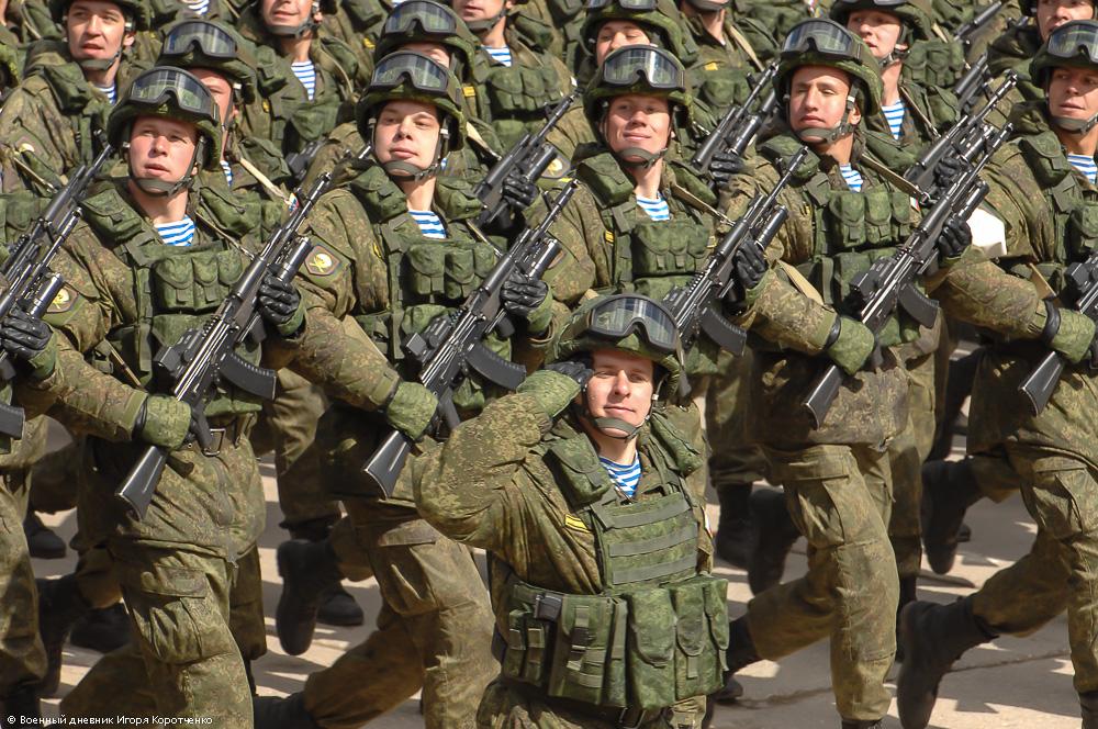 Фото современных военнослужащих