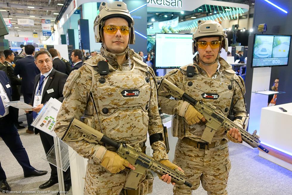 IDEF 2017: A indústria turca de defesa