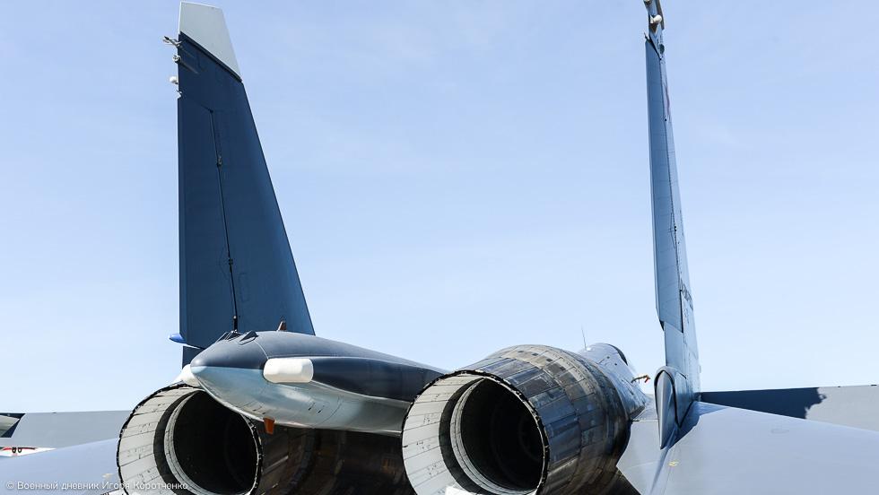 Партия новых истребителей Су-30СМ поступила в авиаполк в Курской области