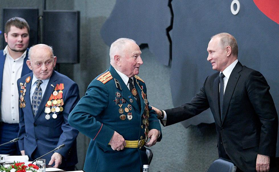 Помнить войну. 75 лет прорыва блокады Ленинграда