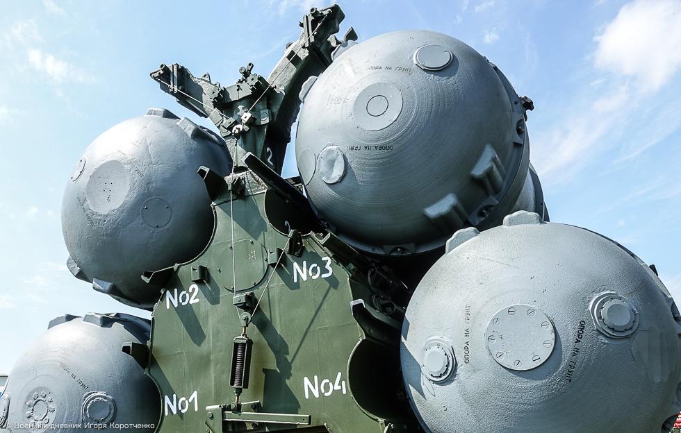 Шторм в проливе Ла-Манш помешал доставить в Китай комплектующие для С-400
