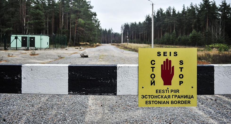Эстония закупает дроны и строит 90-километровый забор на границе с Россией